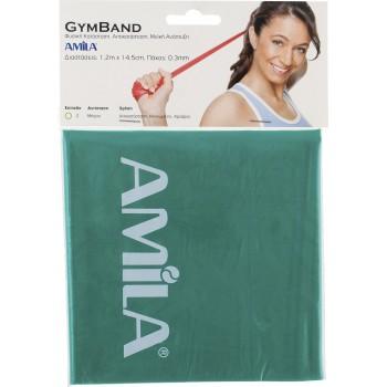Λάστιχο Αντίστασης AMILA GYMBAND 1.2m Light