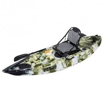 Fishing Kayak FORCE ANDARA SOT FULL Ενός Ατόμου Χακί Παραλλαγής