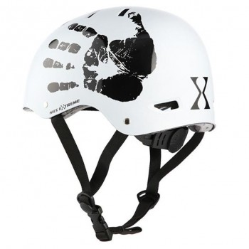 Προστατευτικό Κράνος Nils Extreme MTW03 Λευκό  Large 58-61