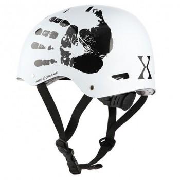 Προστατευτικό Κράνος Nils Extreme MTW03 Λευκό  Medium 54-58