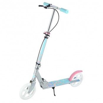SCOOTER NILS EXTREME HM220 SILVER-BLUE