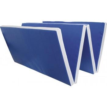 Στρώμα γυμναστικής 4πλού διπλώματος 240x120x5 cm