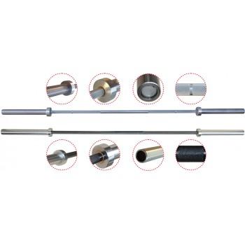Μπάρα χωρίς κολάρο Φ50mmx218cm (80041)