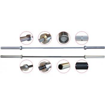 Μπάρα χωρίς κολάρο Φ50mmx203cm (80037)