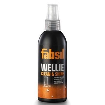 FABSIL WELLIE CLEAN & SHINE ΥΓΡΟ ΚΑΘΑΡΙΣΜΟΥ ΚΑΙ ΣΥΝΤΗΡΗΣΗ ΓΑΛΟΤΣΩΝ ΜΕ ΨΕΚΑΣΜΟ