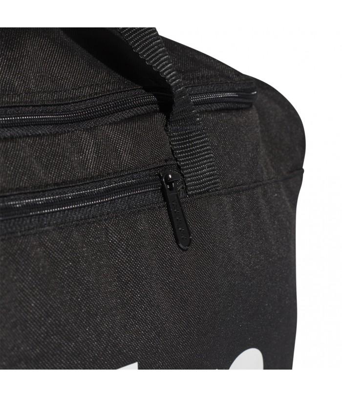ADIDAS Linear Core Duffel Bag Small ΤΣΑΝΤΑ ΤΑΞΙΔΙΟΥ ΜΑΥΡΗ ΜΙΝΙ