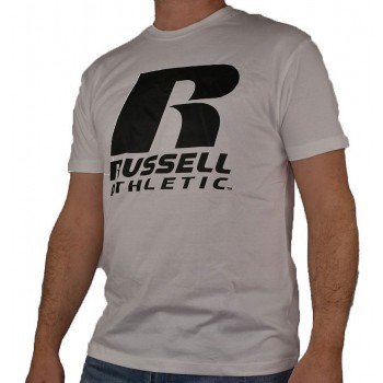 RUSSELL ATHLTETIC T-SHIRT ΑΝΔΡΙΚΟ ΛΕΥΚΟ
