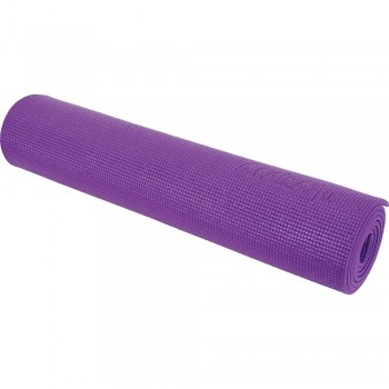 Στρώμα Yoga 1100gr, 173x61cm x 6mm, Μωβ
