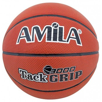ΜΠΑΛΑ ΜΠΑΣΚΕΤ AMILA Tack Grip 3000 #7