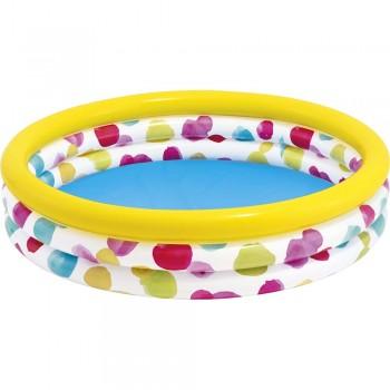 Πισίνα στρογγυλή Intex Cool Dots