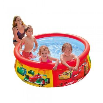 Πισίνα παιδική Intex Cars Easy Set Pool