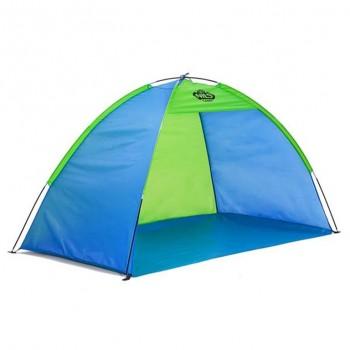 Τέντα Παραλίας NILS Camp Pop UP NC3103 Μπλε/Πράσινο