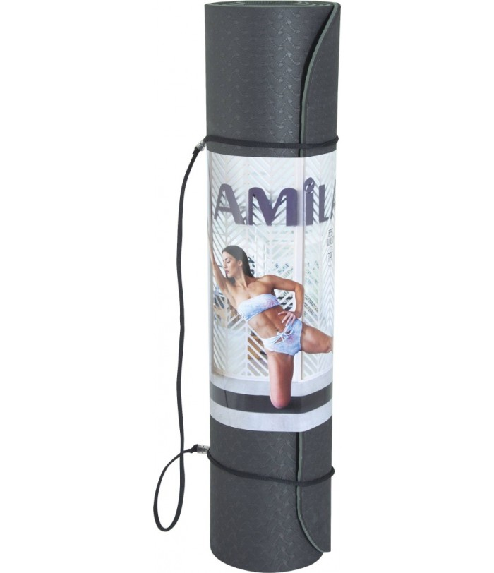 AMILA ΣΤΡΩΜΑ ΓΥΜΝΑΣΤΙΚΗΣ 8mm 173x61x
