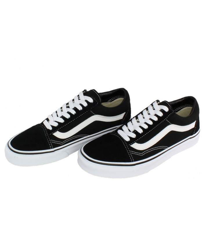 VANS COMFYCUSH OLD SKOOL CASUAL ΠΑΠΟΥΤΣΙ UNISEX ΜΑΥΡΟ
