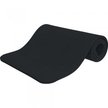 Στρώμα Γυμναστικής 12mm 100Kg 142cm Μαύρο